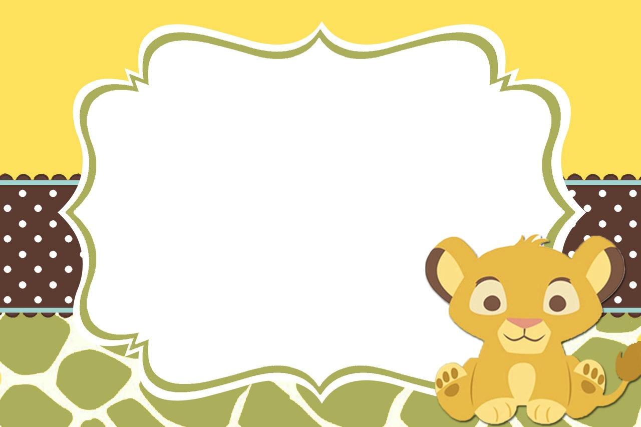 Safari Baby Shower Sheet Cakes