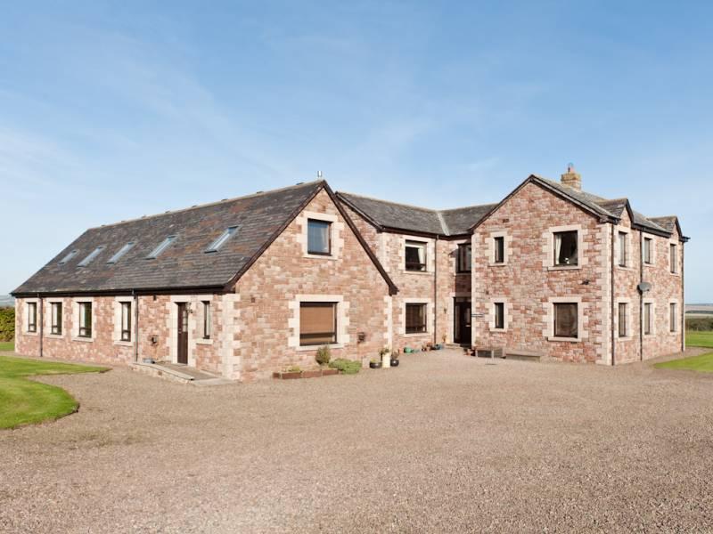 Edingtonhill House Berwick on Tweed Berwickshire