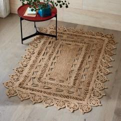 Country Rug For Living Room Decorative Ottomans Rugs Sets Kitchen Bedroom Bathroom Door Jute Rectangle 4 X 6