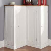 Corner Storage Cabinet | Country Door