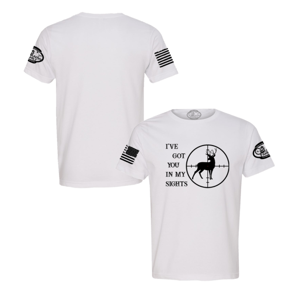 CFA-1-0004-00 - In My Sights - Front & Back