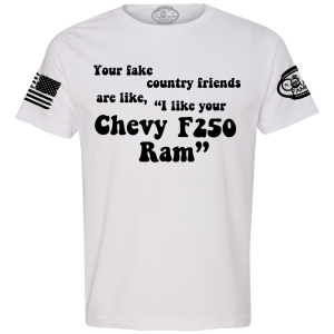 CFA-1-0007-00 - Fake Country Friends - Front