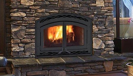 BIS High Efficiency Wood Burning Fireplaces