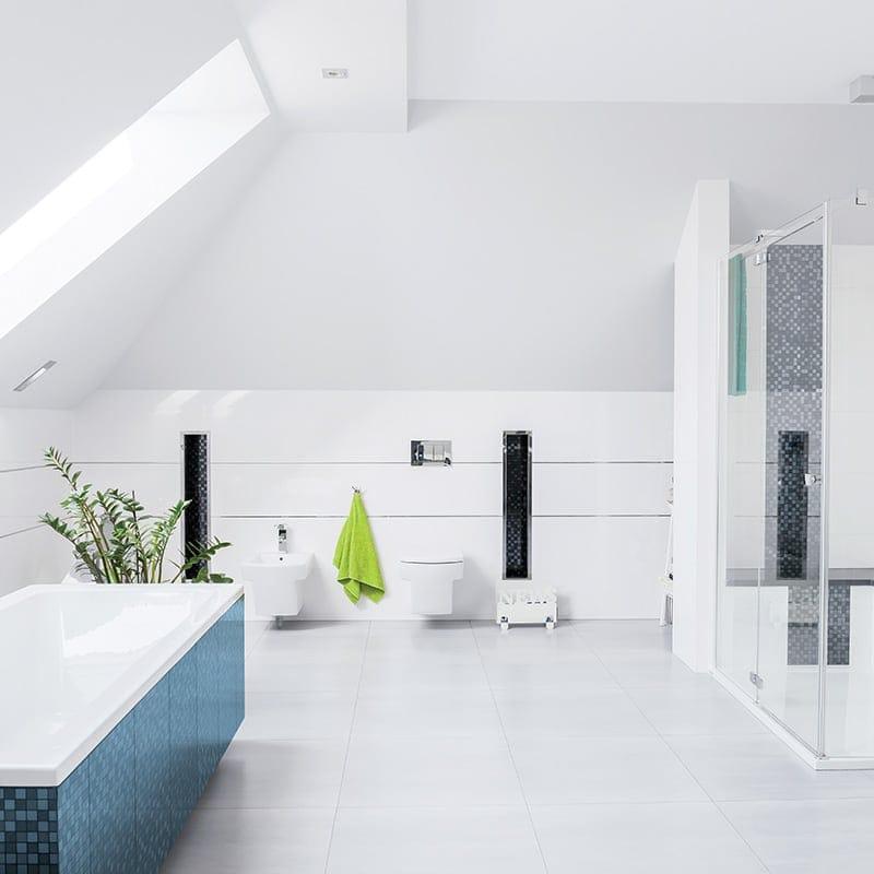 thassos white polished marble tiles 18x18