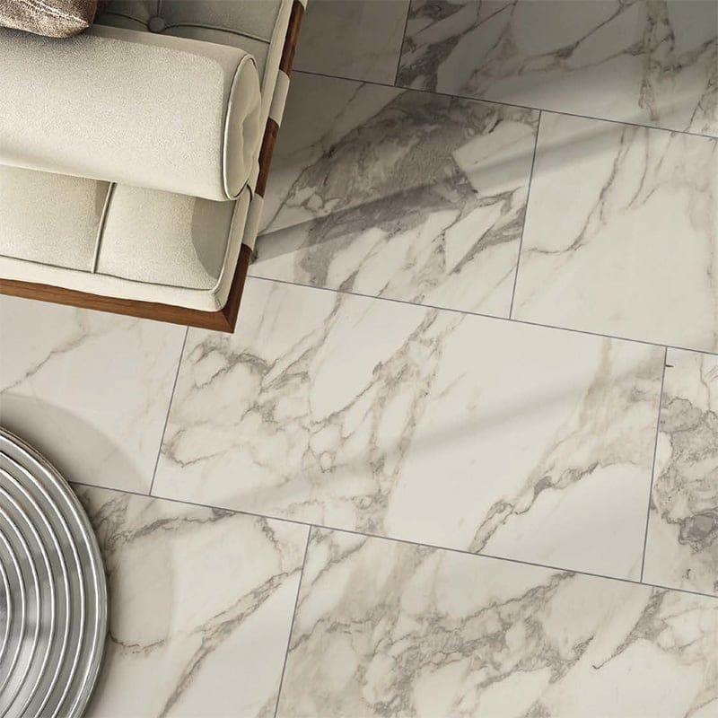 carrara porcelain tile country floors