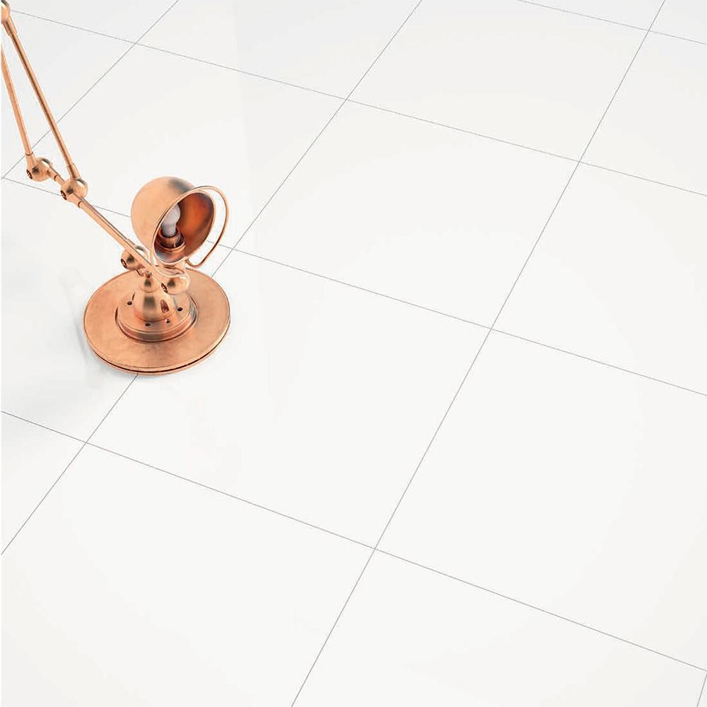 marjinal white polished porcelain tiles 12x24