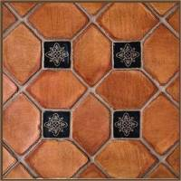 Terracotta Tiles: Part Two.....Antiqued Terracotta ...