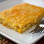 Gluten Free Corn Casserole | Country Girl Gourmet