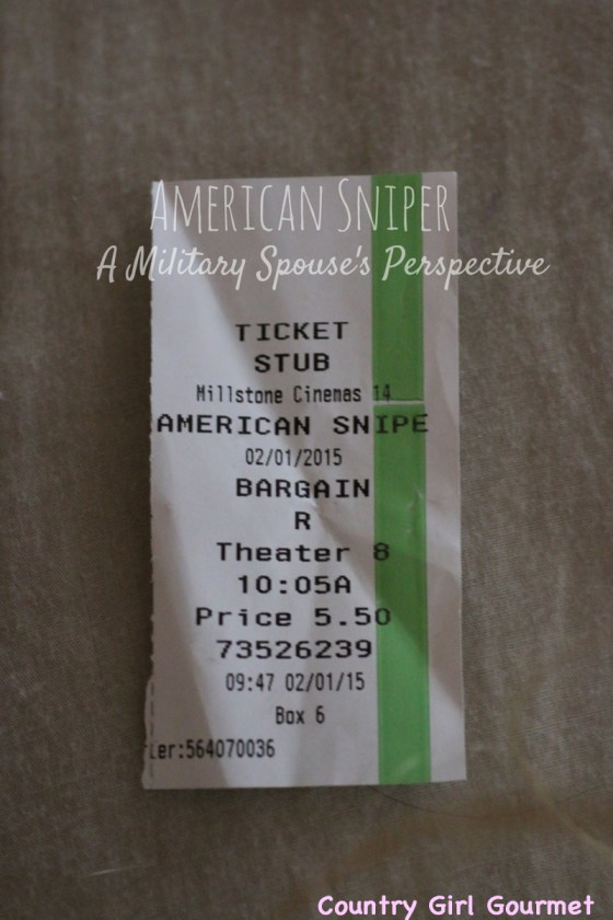 American Sniper: A Military Spouse's Perspective