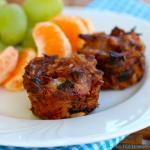 Cheesy BBQ Rice Bites |Country Girl Gourmet