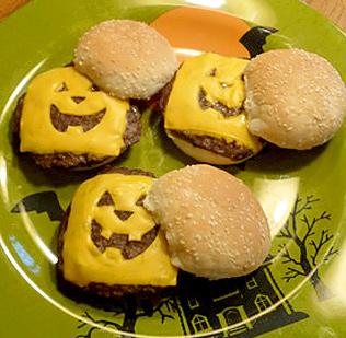 Haunted Hamburgers and Halloween Stress  Country Hearth