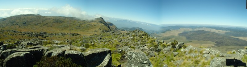 Summit panorama