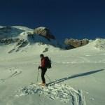 Muir Snowfield BC Ski