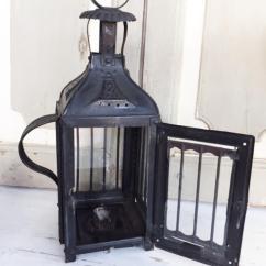 Lantern Kitchen Lighting Remodling Antique Tin (size 2) In Lanterns &