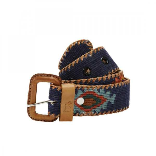 Joules Guatemalan Mens Belt - Country
