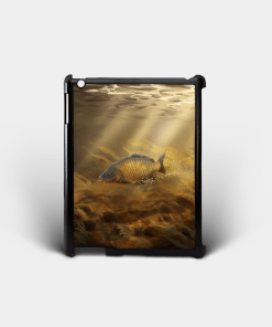 Country Images Personalised Custom Customised iPad Shell Cover Case Scotland Scottish Common Carp Angling Angler Fishing Gift Gifts 2