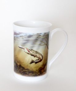 Bone China Mug (Pike)