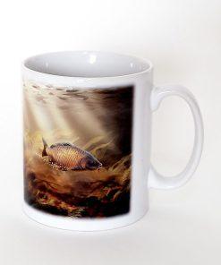 Ceramic Mug (Common Carp)
