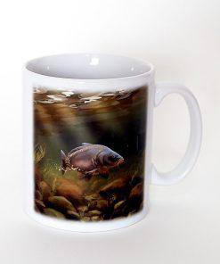 Ceramic Mug (Mirror Carp)