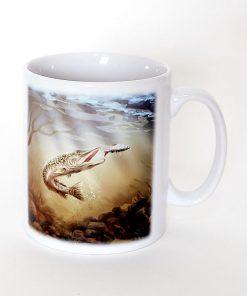 Ceramic Mug (Pike)