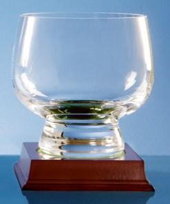 Engraved Handmade Trophy Bowl 13cm