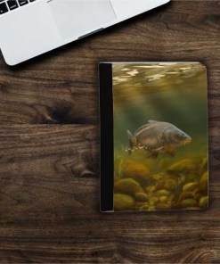 Flip iPad Case (Mirror Carp) Personalised Gift