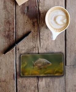 Flip Phone Case (Mirror Carp) Personalised Gift