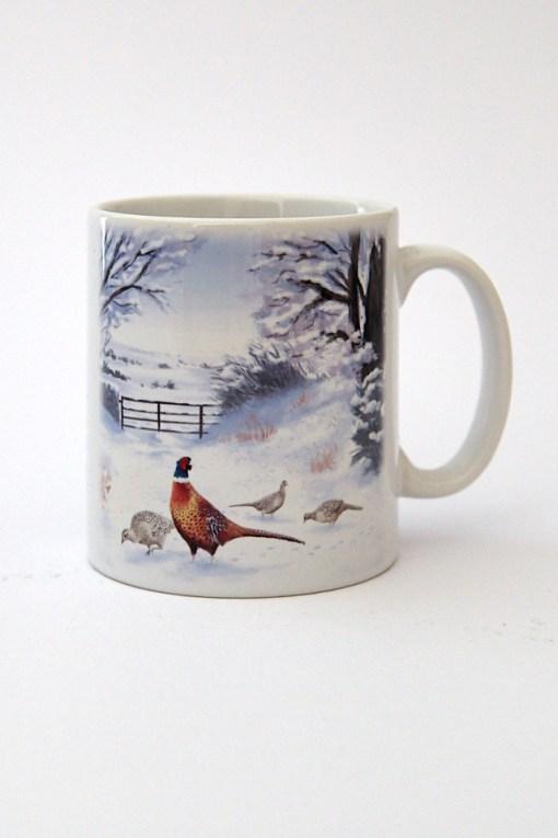 Highland Collection – Ceramic Mug (Pheasant)