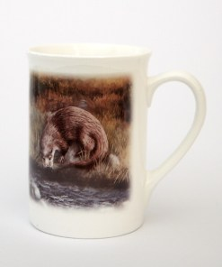 Highland Collection - Bone China Mug (Otter)