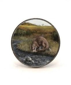 Highland Collection - Circular (Otter)