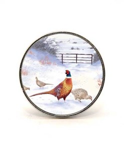 Highland Collection - Circular (Pheasant)
