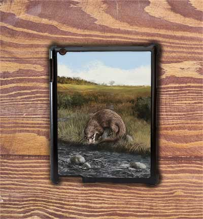 Highland Collection - iPad Shell Case (Otter) Personalised Gift