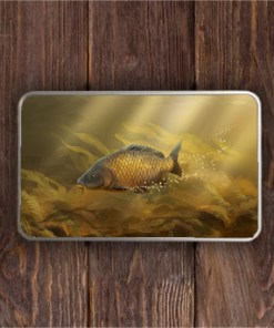 Rectangular (Common Carp) Personalised Gift