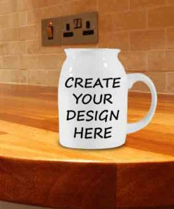 Blank Jug 300ml Milk Personalised Gift - Ready to Personalise