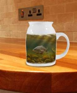Milk Jug (Mirror Carp) Personalised Gift