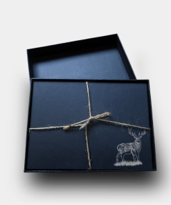 Country Images Scotland Custom Personalised Slate Placemats Place Mat Placemat Table Tablemats Engraved Scottish Box Set Stag