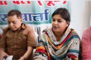 पटना /जेडीयू  प्रवक्ता- अंजुम आरा  ने  तेजस्वी यादव के बिहार के बाहर होने के मामले को लेकर कहा कि कब तक प्रवासी बने रहिएगा