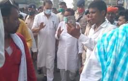 सोनपुर / पूर्व केंद्रीय मंत्री और छपरा से सांसद राजीव प्रताप रूडी की उपस्थिति में चंद्रिका राय और विनय सिंह ने किया नामांकन/ सांसद, राजीव प्रताप रूडी का दावा चंद्रिका राय को परसा से विधायक बनाये और( NDA )नीतीश सरकार में मंत्री बनेंगे