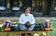 उड़ीसा /प्रो. अच्युता सामंता को वॉलीबॉल फेडरेशन ऑफ इंडिया का अध्यक्ष चुना गया