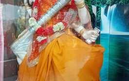 पटना ब्यूरो /पटना जंक्शन स्थित महावीर मंदिर में सरस्वती पूजन सुबह 9 बजे शुरू होगा