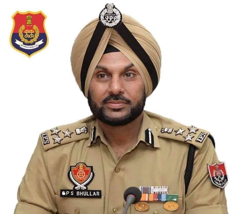 पंजाब डेस्क : लुधियाना को मिला नया पुलिस कमिश्नर, सरकार बदलते प्रशासनिक अधिकारियों का हुआ तबादला