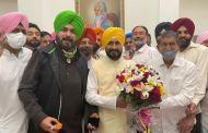 चंडीगढ़ /राहुल गांधी की मौजूदगी में पंजाब को मिला दलित मुख्यमंत्री, हाईकमान ने जमीनी नेता को बनाया मुख्यमंत्री बनाया