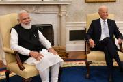 न्यूयॉर्क - नई दिल्ली/ प्रधानमंत्री नरेंद्र  मोदी ने राष्ट्रपति जो बाइडन को भारत आने का न्योता दिया,अमेरिकी राष्ट्रपति बाइडन भी चाहते हैं भारत को मिले सुरक्षा परिषद में स्थायी सीट-हर्षवर्धन श्रृंगला