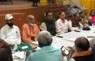 पटना /१९ अक्टूबर २०२१ को आयोजित होगा साहित्य सम्मेलन का १०३वाँ स्थापना दिवस समारोह,महात्मा गांधी को अर्पित की गई पुष्पांजलि