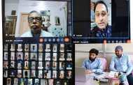 पटना /भारतीय पुनर्वास परिषद के सौजन्य से हेल्थ इंस्टिच्युट में आरंभ हुआ ३ दिवसीय अंतर्रष्ट्रीय वेबिनार,मानसिक समस्याओं से जूझ रहे रोगियों का उपचार और पुनर्वास सबसे बड़ी चुनौती
