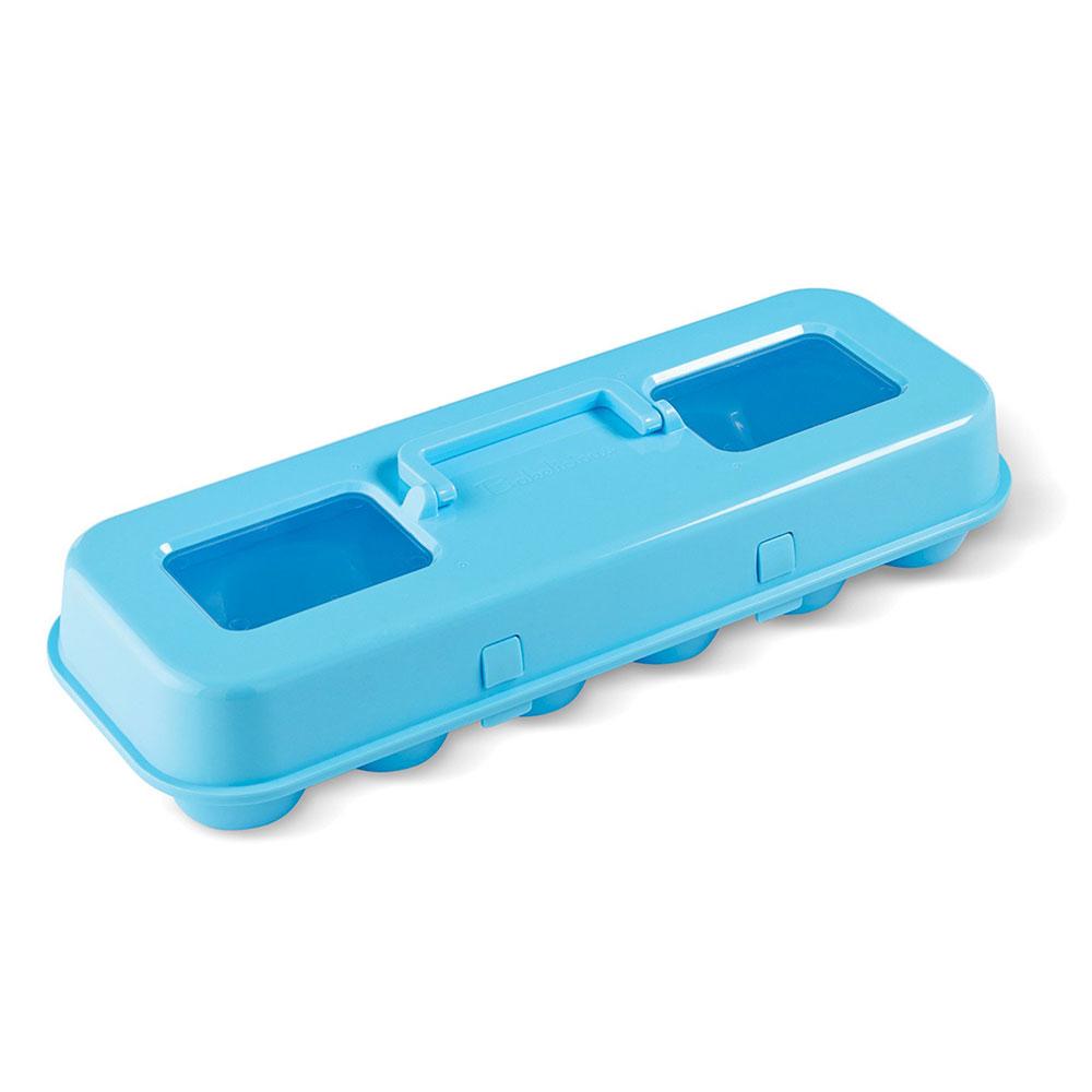 Blue Cupcake Egg Carton Carrier FR 73901 Country