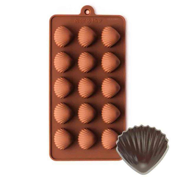 Seashell Silicone Chocolate Candy Mold - Ny-scm1302