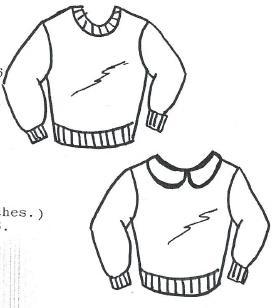 Quick & Easy Sweaters for 6.5 mm (Mid gauge) Machines