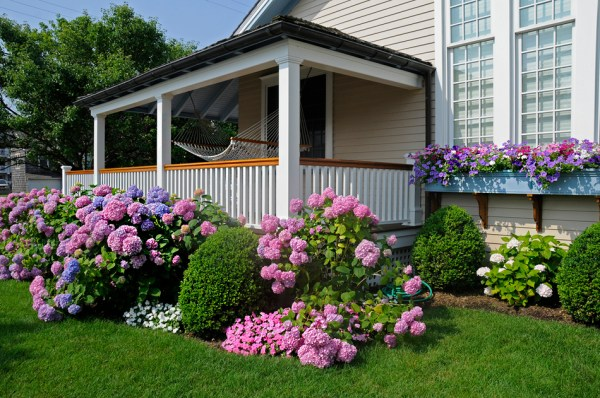 front yard landscaping - archive
