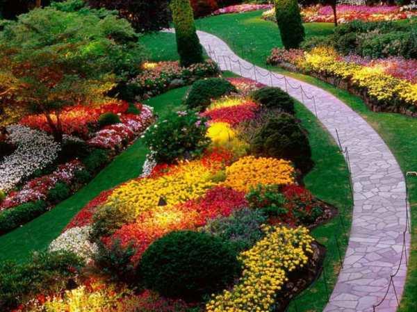 color scheme options landscape